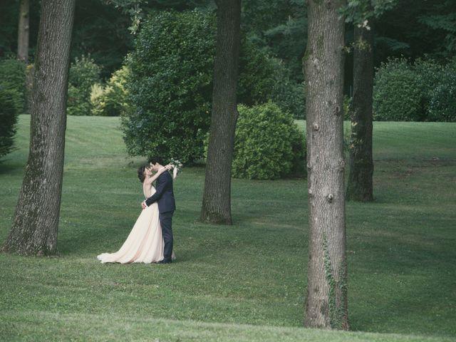 Il matrimonio di Davide e Nadia a Carbonate, Como 67