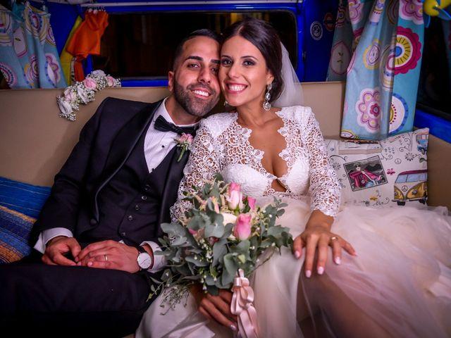 Le nozze di Gloria e Omidhi