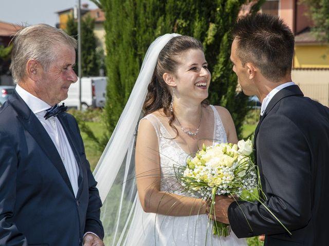 Le nozze di Elisabetta e Denis