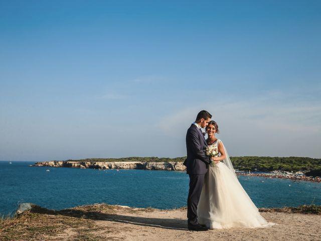 Il matrimonio di Marco e Dilya a Carpignano Salentino, Lecce 8