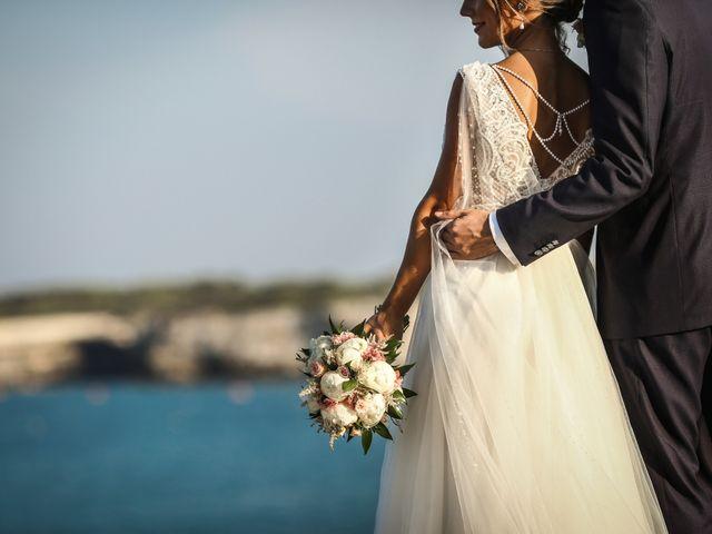 Il matrimonio di Marco e Dilya a Carpignano Salentino, Lecce 12