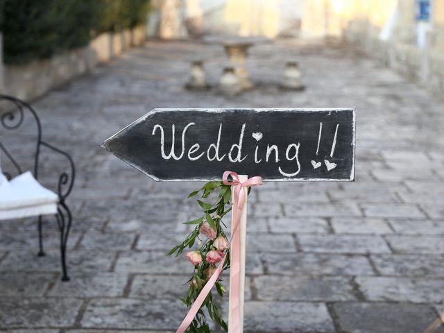 Il matrimonio di Marco e Dilya a Carpignano Salentino, Lecce 14