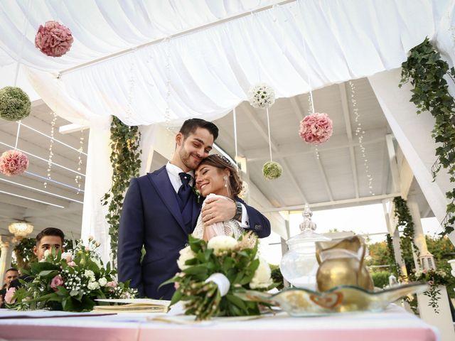 Il matrimonio di Marco e Dilya a Carpignano Salentino, Lecce 19