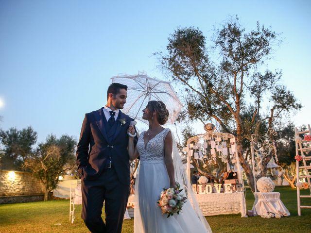 Il matrimonio di Marco e Dilya a Carpignano Salentino, Lecce 23