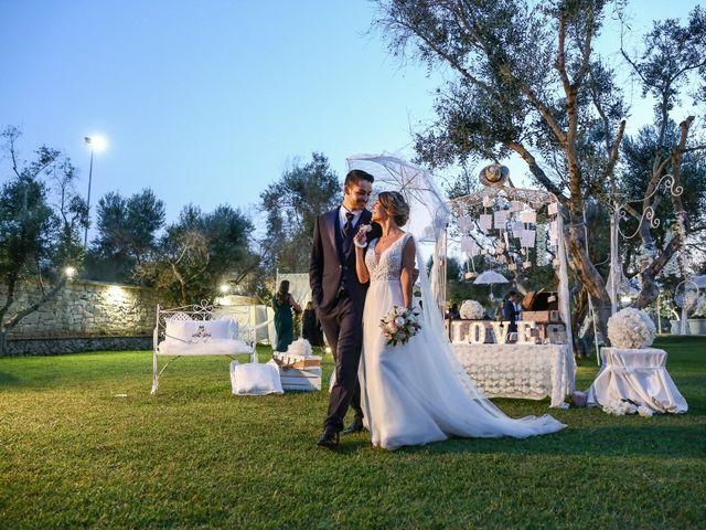 Il matrimonio di Marco e Dilya a Carpignano Salentino, Lecce 24