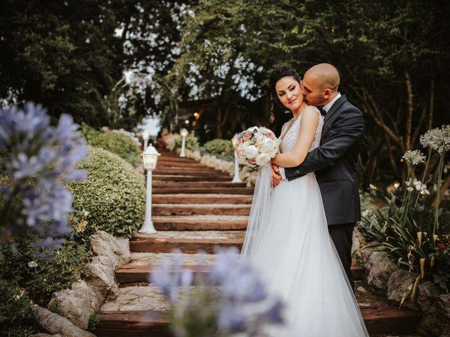 Le nozze di Letizia e Piero