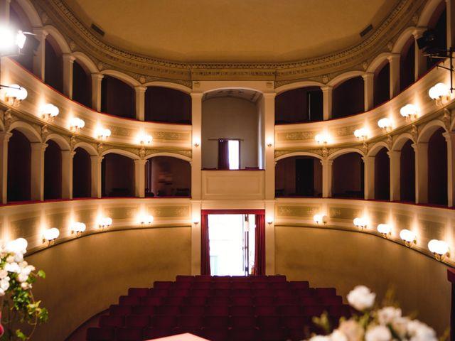 Il matrimonio di Giovanni e Elena a Montecatini Val di Cecina, Pisa 6