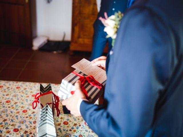 Il matrimonio di Giovanni e Elena a Montecatini Val di Cecina, Pisa 38