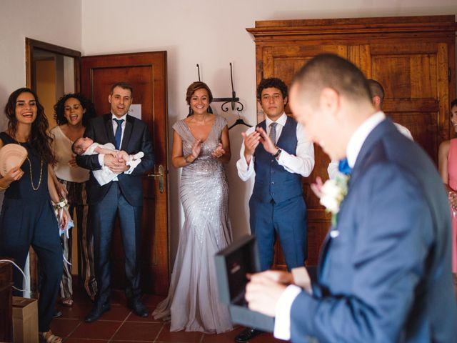 Il matrimonio di Giovanni e Elena a Montecatini Val di Cecina, Pisa 39