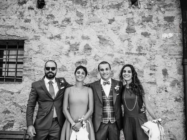 Il matrimonio di Giovanni e Elena a Montecatini Val di Cecina, Pisa 40