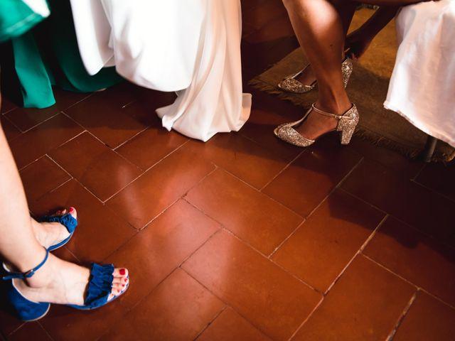 Il matrimonio di Giovanni e Elena a Montecatini Val di Cecina, Pisa 42