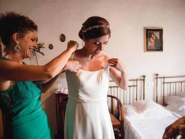Il matrimonio di Giovanni e Elena a Montecatini Val di Cecina, Pisa 43