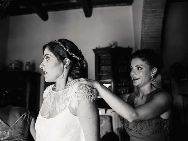 Il matrimonio di Giovanni e Elena a Montecatini Val di Cecina, Pisa 48