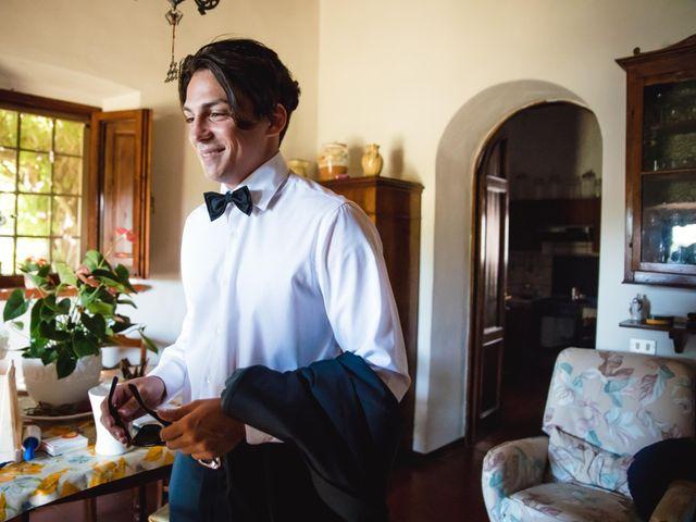 Il matrimonio di Giovanni e Elena a Montecatini Val di Cecina, Pisa 50