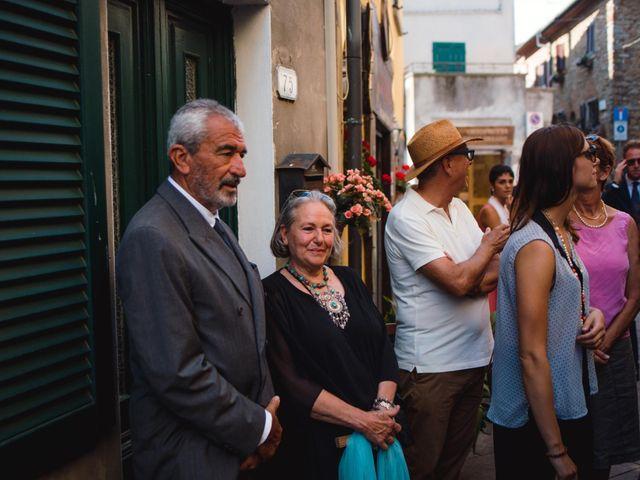 Il matrimonio di Giovanni e Elena a Montecatini Val di Cecina, Pisa 53