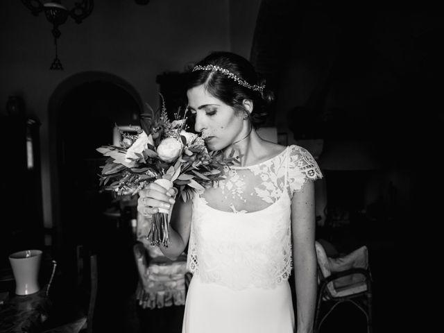 Il matrimonio di Giovanni e Elena a Montecatini Val di Cecina, Pisa 56