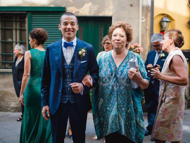 Il matrimonio di Giovanni e Elena a Montecatini Val di Cecina, Pisa 59