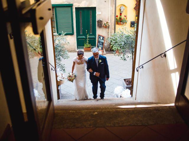Il matrimonio di Giovanni e Elena a Montecatini Val di Cecina, Pisa 64