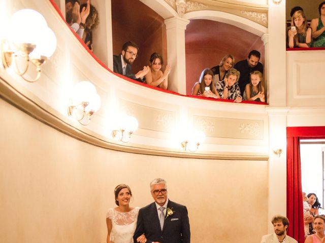 Il matrimonio di Giovanni e Elena a Montecatini Val di Cecina, Pisa 65