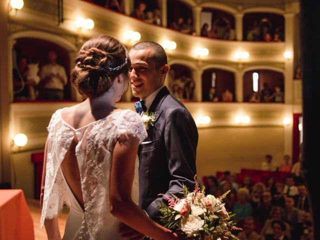 Il matrimonio di Giovanni e Elena a Montecatini Val di Cecina, Pisa 67
