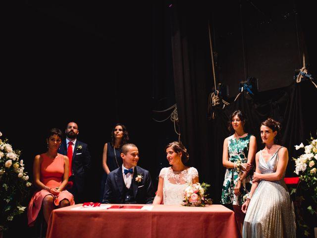 Il matrimonio di Giovanni e Elena a Montecatini Val di Cecina, Pisa 72