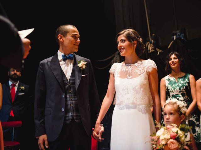 Il matrimonio di Giovanni e Elena a Montecatini Val di Cecina, Pisa 76