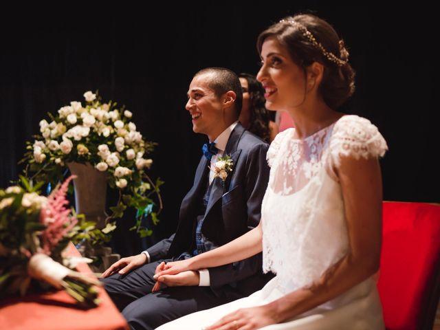 Il matrimonio di Giovanni e Elena a Montecatini Val di Cecina, Pisa 85