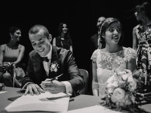 Il matrimonio di Giovanni e Elena a Montecatini Val di Cecina, Pisa 90