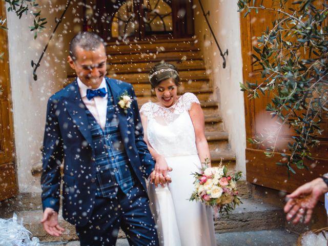 Il matrimonio di Giovanni e Elena a Montecatini Val di Cecina, Pisa 94