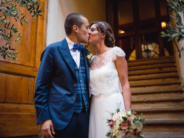 Il matrimonio di Giovanni e Elena a Montecatini Val di Cecina, Pisa 97