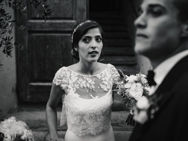 Il matrimonio di Giovanni e Elena a Montecatini Val di Cecina, Pisa 105