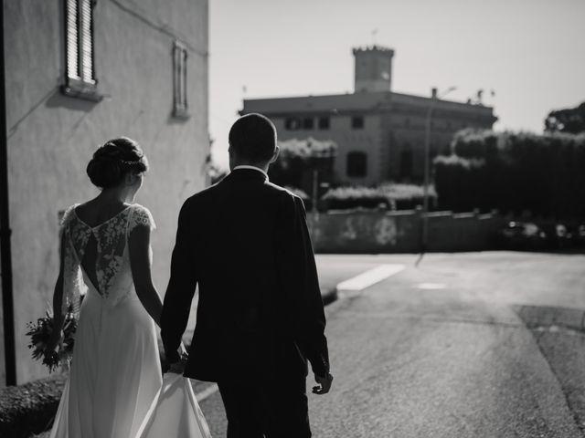 Il matrimonio di Giovanni e Elena a Montecatini Val di Cecina, Pisa 107
