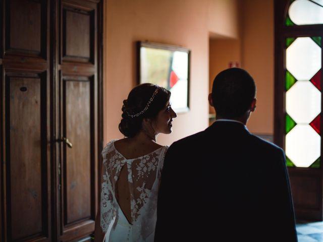 Il matrimonio di Giovanni e Elena a Montecatini Val di Cecina, Pisa 110