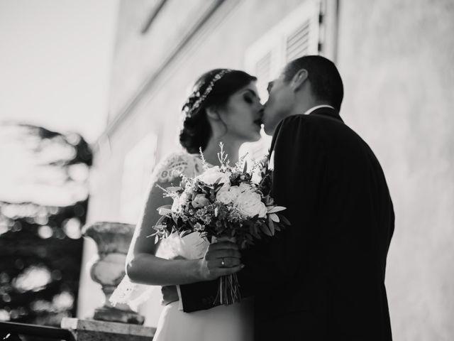 Il matrimonio di Giovanni e Elena a Montecatini Val di Cecina, Pisa 112