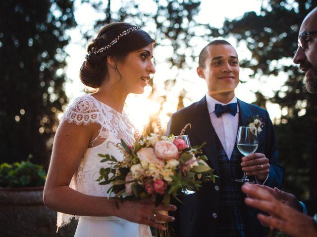 Il matrimonio di Giovanni e Elena a Montecatini Val di Cecina, Pisa 119