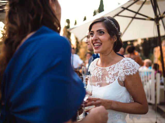 Il matrimonio di Giovanni e Elena a Montecatini Val di Cecina, Pisa 121