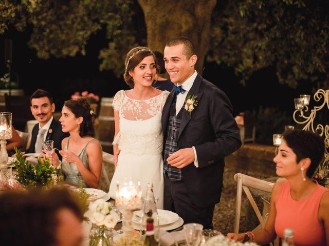 Il matrimonio di Giovanni e Elena a Montecatini Val di Cecina, Pisa 149