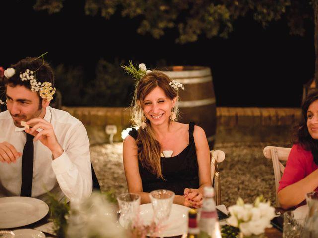 Il matrimonio di Giovanni e Elena a Montecatini Val di Cecina, Pisa 160