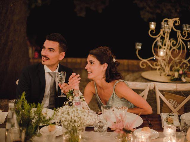 Il matrimonio di Giovanni e Elena a Montecatini Val di Cecina, Pisa 162