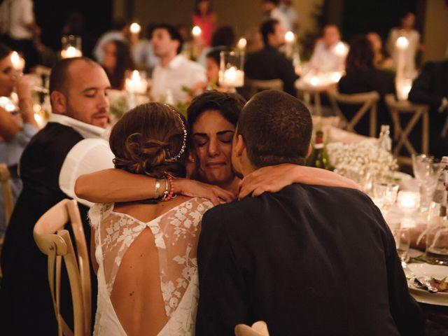 Il matrimonio di Giovanni e Elena a Montecatini Val di Cecina, Pisa 171