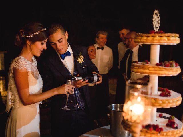 Il matrimonio di Giovanni e Elena a Montecatini Val di Cecina, Pisa 174