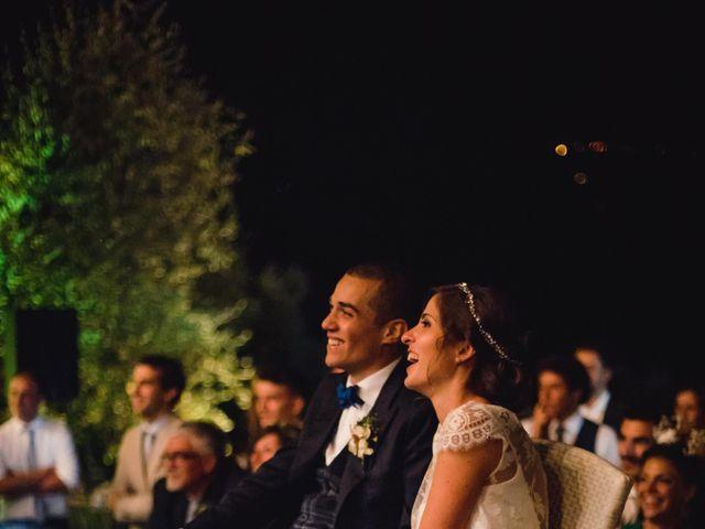Il matrimonio di Giovanni e Elena a Montecatini Val di Cecina, Pisa 180