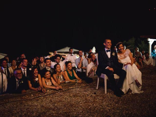 Il matrimonio di Giovanni e Elena a Montecatini Val di Cecina, Pisa 181
