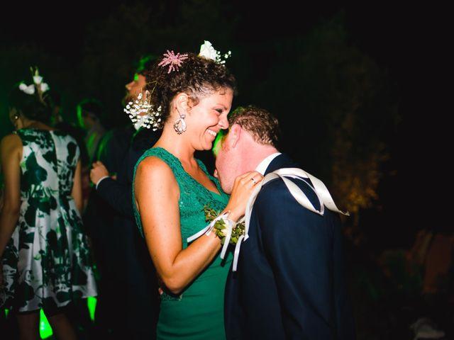 Il matrimonio di Giovanni e Elena a Montecatini Val di Cecina, Pisa 193