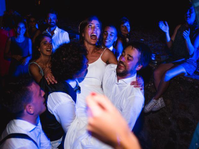 Il matrimonio di Giovanni e Elena a Montecatini Val di Cecina, Pisa 197