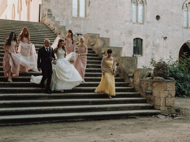 Il matrimonio di Paolo e Angela a Ragusa, Ragusa 30