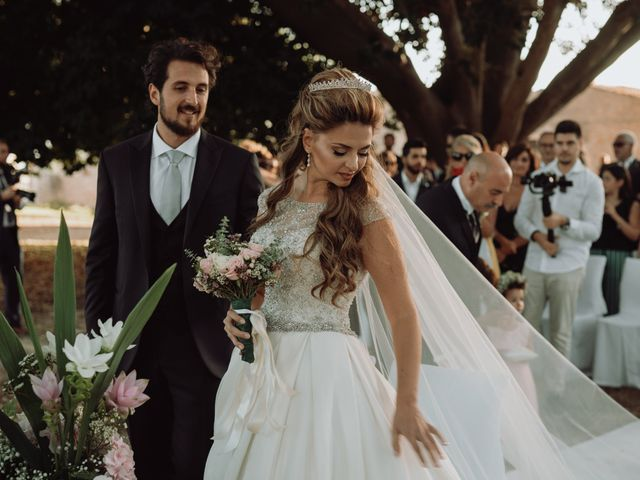 Il matrimonio di Paolo e Angela a Ragusa, Ragusa 32