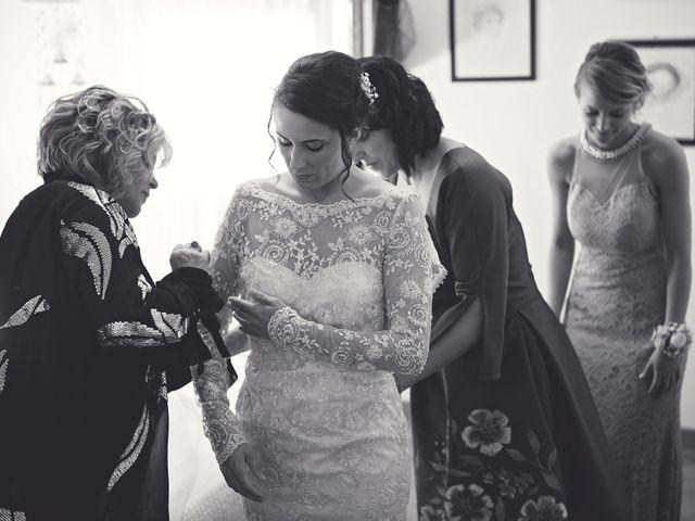 Il matrimonio di Cristina e March a San Zenone degli Ezzelini, Treviso 1
