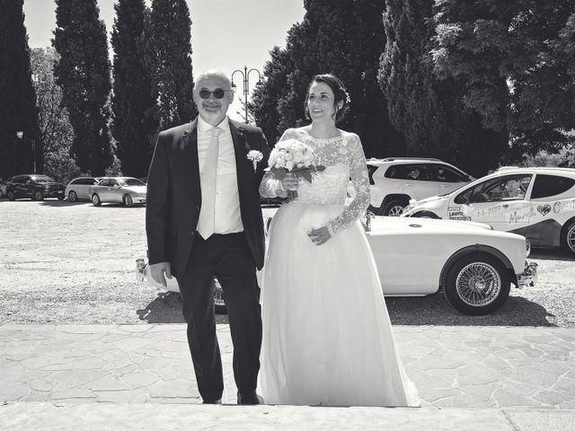 Il matrimonio di Cristina e March a San Zenone degli Ezzelini, Treviso 5