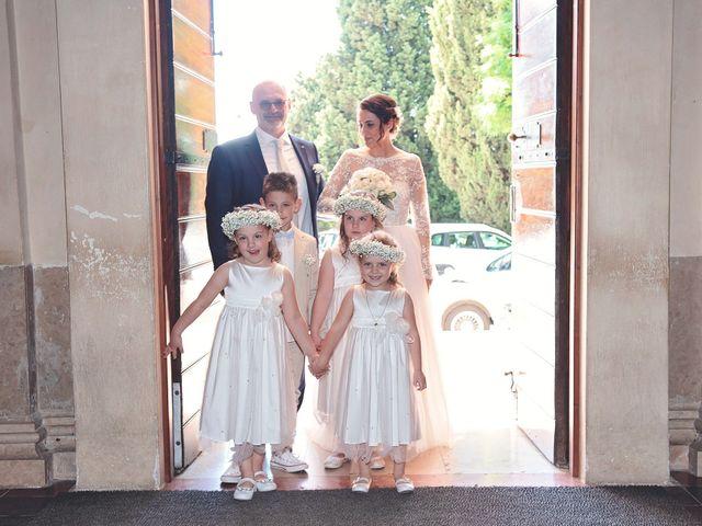 Il matrimonio di Cristina e March a San Zenone degli Ezzelini, Treviso 6